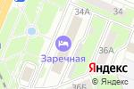 Схема проезда до компании Формула успеха в Нижнем Новгороде