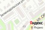 Схема проезда до компании Территориальное общественное самоуправление в Нижнем Новгороде