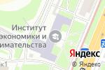 Схема проезда до компании ННГУ в Нижнем Новгороде