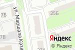 Схема проезда до компании Дятловы горы в Нижнем Новгороде