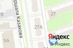 Схема проезда до компании Муми-домик в Нижнем Новгороде
