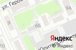 Схема проезда до компании Линда в Нижнем Новгороде