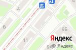Схема проезда до компании Руслан в Нижнем Новгороде