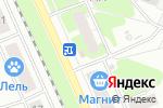 Схема проезда до компании SORDIS в Нижнем Новгороде