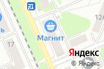 Схема проезда до компании Ваниль-mobile в Нижнем Новгороде