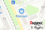 Схема проезда до компании Экзотика в Нижнем Новгороде