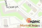 Схема проезда до компании Вобла в Нижнем Новгороде