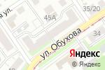 Схема проезда до компании ОСК в Нижнем Новгороде
