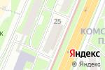 Схема проезда до компании Студия стекла НН в Нижнем Новгороде