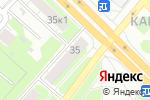 Схема проезда до компании Магазин бытовой химии и парфюмерии в Нижнем Новгороде