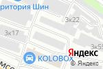 Схема проезда до компании Оптовая компания в Нижнем Новгороде