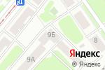 Схема проезда до компании Злата в Нижнем Новгороде