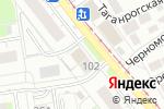 Схема проезда до компании Наш в Нижнем Новгороде