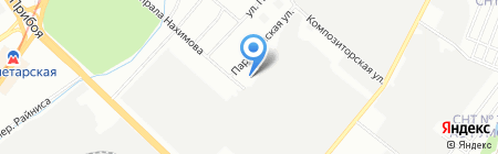 Альтернатива на карте Нижнего Новгорода