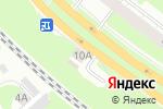 Схема проезда до компании Мещера в Нижнем Новгороде