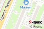Схема проезда до компании Мама+Я в Нижнем Новгороде
