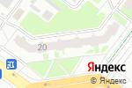Схема проезда до компании Мастер Класс в Нижнем Новгороде