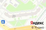 Схема проезда до компании ContextNN в Нижнем Новгороде