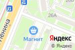 Схема проезда до компании Магазин мясной продукции в Нижнем Новгороде