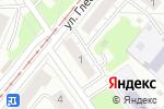 Схема проезда до компании Таверна в Нижнем Новгороде