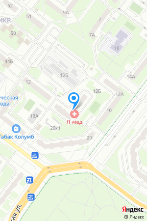 Дом 10А по ул. Пролетарская на Яндекс.Картах