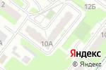 Схема проезда до компании Фатуа в Нижнем Новгороде
