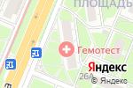 Схема проезда до компании Фабрика Тепла в Нижнем Новгороде