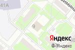 Схема проезда до компании Библиотека им. А. Островского в Нижнем Новгороде