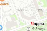 Схема проезда до компании РестА-НН в Нижнем Новгороде