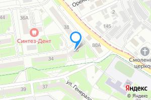 Сдается двухкомнатная квартира в Нижнем Новгороде Гордеевская ул., 36