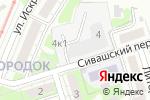 Схема проезда до компании Автопромагрегат в Нижнем Новгороде
