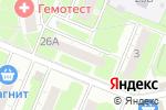 Схема проезда до компании Классная курочка в Нижнем Новгороде