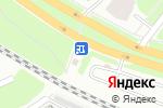 Схема проезда до компании ОПЛАТА.РУ в Нижнем Новгороде