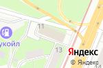 Схема проезда до компании Торговый Дом Стратегия в Нижнем Новгороде
