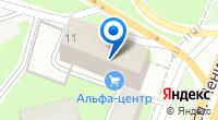 Компания Эгида на карте