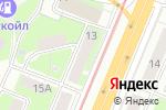 Схема проезда до компании SunnYBeacH в Нижнем Новгороде