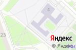 Схема проезда до компании Средняя общеобразовательная школа №121 в Нижнем Новгороде