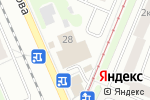 Схема проезда до компании Нижегородские бани в Нижнем Новгороде