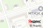 Схема проезда до компании Сервис-техпром в Нижнем Новгороде
