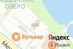 Схема проезда до компании Онис Климат в Нижнем Новгороде