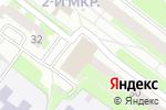Схема проезда до компании Магазин игрушек в Нижнем Новгороде