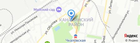Сказка на карте Нижнего Новгорода