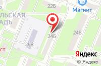 Схема проезда до компании Участковый пункт полиции №15 в Береславке
