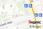 Схема проезда до компании Все для бухгалтера в Нижнем Новгороде