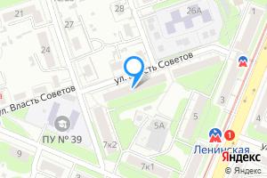 Сдается комната в Нижнем Новгороде пр-т Ленина, 3к2