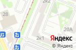 Схема проезда до компании Alex Lab в Нижнем Новгороде
