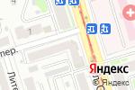 Схема проезда до компании НОРМКОР в Нижнем Новгороде