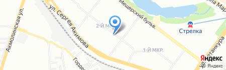 ФАРМАДАР на карте Нижнего Новгорода