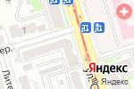 Схема проезда до компании 1000 мелочей в Нижнем Новгороде