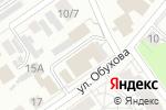 Схема проезда до компании Селект-Транс в Нижнем Новгороде